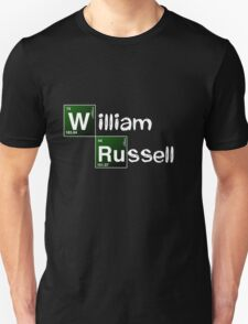 Breaking Bad Personalised / William Russell T-Shirt