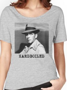 Hardboiled Women's Relaxed Fit T-Shirt