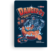 Danger-O's Canvas Print