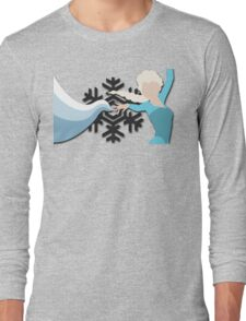 Icy Blast!!! :D Long Sleeve T-Shirt