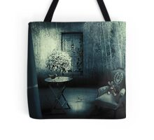 Charged Abcence Tote Bag