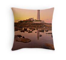 Landmark Sunset Throw Pillow