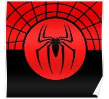 Spiderman Logo Symbol Poster