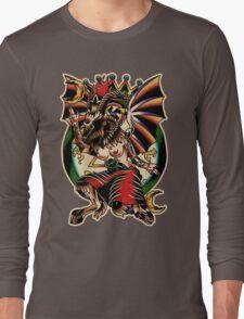 Spitshading 058 Long Sleeve T-Shirt