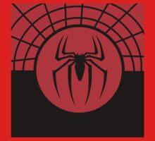 Spiderman Logo Symbol Kids Tee