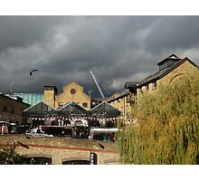 Camden's Hallowe'en storm Photographic Print