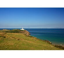 Lighthouse At Fanad Photographic Print