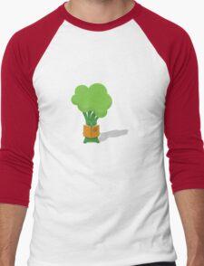 Broccoli student Men's Baseball ¾ T-Shirt