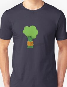 Broccoli student Unisex T-Shirt