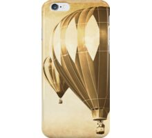 Vintage Ride in the Sky iPhone Case/Skin