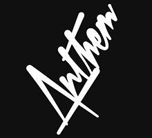 Anthem Logo - White Unisex T-Shirt