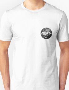 Light Drawing Pocket Bang T-Shirt