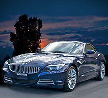 2013 BMW Z4 by DaveKoontz