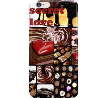 secret love iPhone Case/Skin