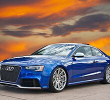 2013 Audi RS5 by DaveKoontz