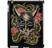 Ink Icons 1 : Hanya Mask iPad Case/Skin