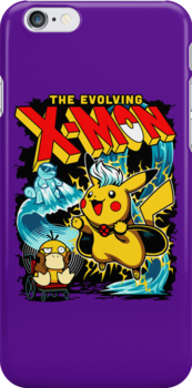 X-Mon by harebrained