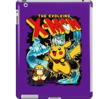 X-Mon iPad Case/Skin