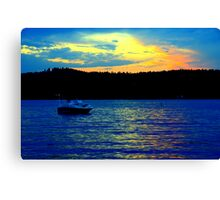 Scenic beauty Canvas Print