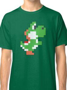 Super Mario Maker - Yoshi Costume Sprite Classic T-Shirt
