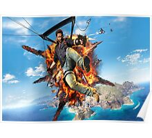 Just Cause 3  Poster