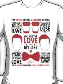 Kurt & Blaine T-Shirt