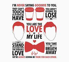 Kurt & Blaine Unisex T-Shirt