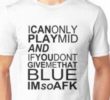 I'm So AFK Unisex T-Shirt