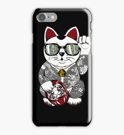 Yakuza Neko iPhone Case/Skin