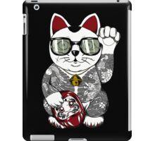 Yakuza Neko iPad Case/Skin