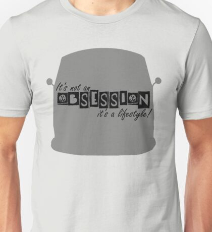 VW Obsessed - Kombi Style T-Shirt