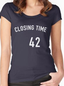 Mariano Closing Time Women's Fitted Scoop T-Shirt