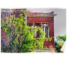 Woodmen Circle Home, Sherman, Texas Poster