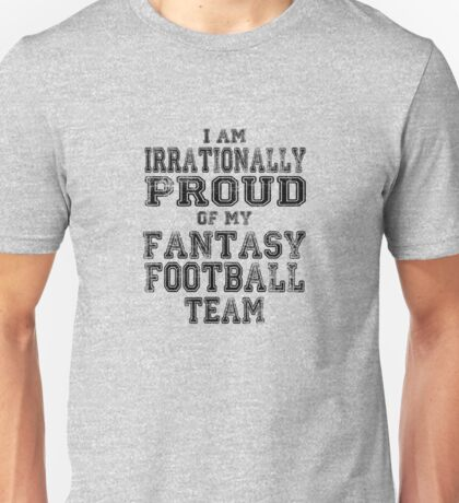 Fantasy Football Unisex T-Shirt