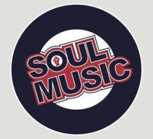 Soul Music fist by modernistdesign