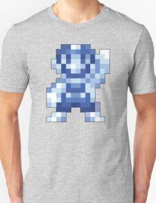 Super Mario Maker - Silver Mario Costume Sprite Unisex T-Shirt