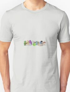 Nuclear Throne - Fish - Cartoon Characters - HIGH QUALITY T-Shirt