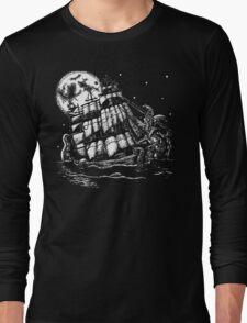 the kraken Long Sleeve T-Shirt
