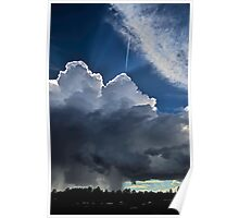 Storm Clouds over Show Low Poster