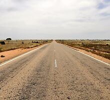Across the Nullarbor  by Cynthia Harris
