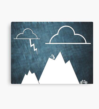 The Adventurer Canvas Print