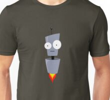 Cute Robot Unisex T-Shirt