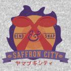 Saffron City Gym by cassdowns