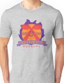 Saffron City Gym Unisex T-Shirt
