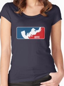 NYFE Racing Women's Fitted Scoop T-Shirt