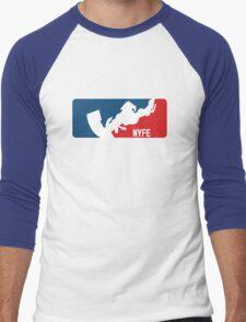 NYFE Racing Men's Baseball ¾ T-Shirt