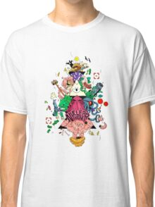 Nuclear Throne - Character Totem Pole - HIGH QUALITY Classic T-Shirt