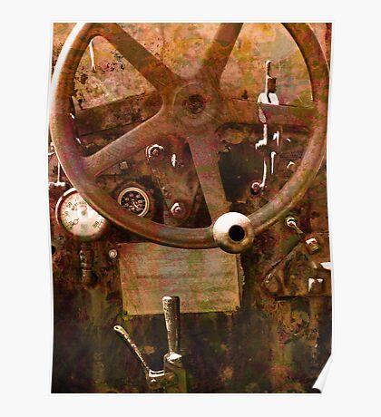 Controls Poster