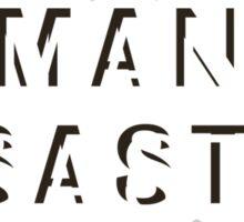 human disaster 1 Sticker