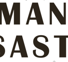 human disaster 2 Sticker